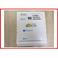Wholesale Geniune Microsoft Windows 10 Pro DVD 64bit , Win10 Pro Product Key from china suppliers