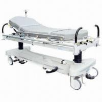 China Stretcher with Secure Treatment Platform and Integrated Storage Tray on sale