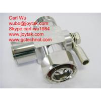 Wholesale Outdoor Antenna Surge Arrestors Lightning Protection 7/16 DIN Male to Female DIN-JK-3 from china suppliers