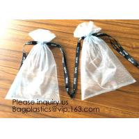 Wholesale Organza Packing Pouch Bag Hot Sale Products Jewelry Packaging Organza Bags for Bracelet Beads Gift Pouch BAGEASE PACKAGE from china suppliers