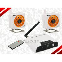 Wholesale indoor 2.4Ghz 4-channel wireless cctv  camera systme  kits CEE- WR810-702 from china suppliers