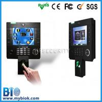 Wholesale Advanced time calculations Time clock device Bio-Iclock3500 from china suppliers