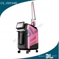 Wholesale High Power Laser Tattoo Removal Machine Nd-YAG Laser Pigment Removal System from china suppliers