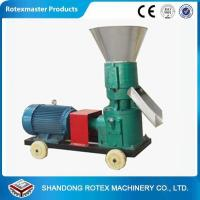 Wholesale ROTEXMASTER Small Pellet Mill for Animal Feed  , portable pellet mills for home use from china suppliers