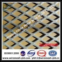Wholesale 1/2 #16 F carbon steel Flattened expanded metal wire mesh,metal sheet from china suppliers