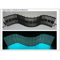 Wholesale OEM Flexible LED Panel with 4096Dots / m² pixel Density Synchronization Control from china suppliers