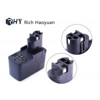 Wholesale Rechargeable 12V 3.0Ah NI-MH Power Tool Batteries For Bosch BAT001 BH1214H / BH1214L from china suppliers