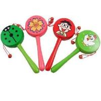 Wholesale Wooden Rattles, Wooden Musical Toys from china suppliers