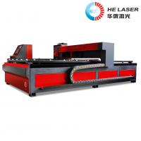 Wholesale YAG Aluminum Laser Cutting Machine , 500W Laser Cutter Equipment 1064nm Wave Length from china suppliers