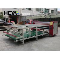 Wholesale 420 X 1700mm Oil Heating Roller Heat Press Machine Sublimation Printing from china suppliers