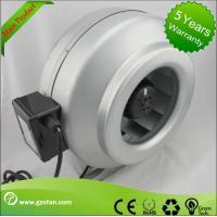 Wholesale Gakvabused Sheet Steel Inline Circular Duct Fan Class F Low Noise from china suppliers