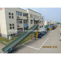 Wholesale Stainless Steel 304 Structure Plastic Recycling Machines For Garbage Film from china suppliers