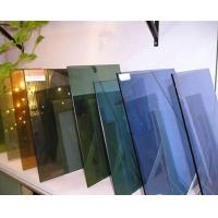 Wholesale High reflectivity Clear / Tinted Low Emissivity Glass , translucent glass panels from china suppliers