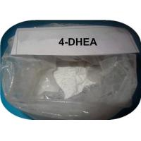 Wholesale White Anabolic Steroid Powder , 4 Dehydroepiandrosterone / 4 DHEA CAS 571-44-8 from china suppliers
