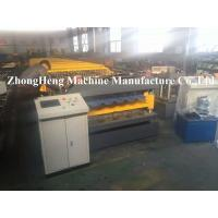 Wholesale Sheet Roll Forming Machine , Cold Galvanizing Line With  4+3KW Simens Brand Motor from china suppliers