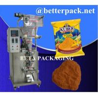 Wholesale Spice powder bagging machine from china suppliers