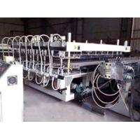Wholesale PVC Crust Foam CupBoard Production Line For Template board from china suppliers