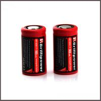Wholesale Brillipower IMR18350 3.7V 900mah Rechargeable Battery-Flat Top from china suppliers