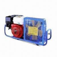 Wholesale Scuba diving portable air compressor, 2300rpm speed, 4kW power, lightweight from china suppliers
