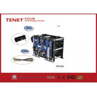 Wholesale Ticket Smart Card Collector Machine For TCP/IP Parking Lot /TCR-610 from china suppliers