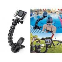 Wholesale ABS Portable Go Pro Camera Mounts Outdoor Jaws Flex Clamp Mount from china suppliers
