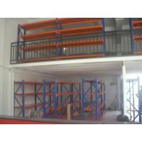 Wholesale 500kg manual operation longspan medium duty shelving with wood shelves from china suppliers