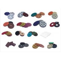 Wholesale 5 Steps Dry Diamond Polishing Pads Special OEM For Dry Polishing from china suppliers