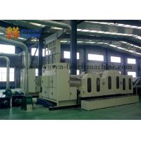 Wholesale Large Capacity Needle Punch Nonwoven Machine Polyester Fiber Material Production Line from china suppliers