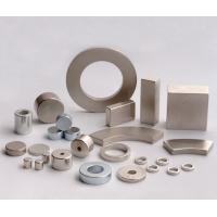 Wholesale Nickel Plated Sintered Neodymium-iron-boron NdFeB Magnets N38 from china suppliers