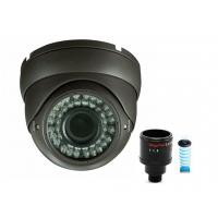 Wholesale Night Vision Security AHD CCTV Camera Vandalproof Dome With Varifocal Lens from china suppliers