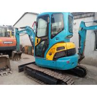 Wholesale Used Kubota U35-3S 3.5 ton Mini Digger from china suppliers