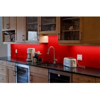 Red Painted glass / colored glass / tinted glass of 2mm,3mm,4mm,5mm,6mm, clear float glass