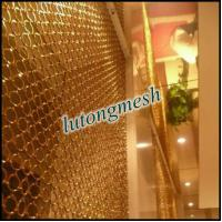 Wholesale Anping Metal Ring Mesh For Decoration from china suppliers