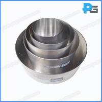 Wholesale IEC60335-2-9 figure 103 and IEC60335-2-6 figure 101 Aluminum vessels for testing hotplates Φ110~ Φ300 from china suppliers