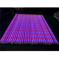 Wholesale 18w Full spectrum 400-840nm t8 led grow plant light For including indoor hydroponics from china suppliers