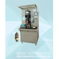 Wholesale Armature hotstaking Commutator fuser welder brazing spot welding with AC power supply WIND-75KW-CS from china suppliers