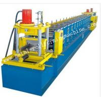 Wholesale 15KW Z Purlin Roll Forming Machine , Automatic Hydraulic Forming Machine with K Span Equipment from china suppliers
