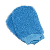 Wholesale Body Scrubbing Exfoliating Bath Gloves For Dry Skin Spa Bath Shower from china suppliers