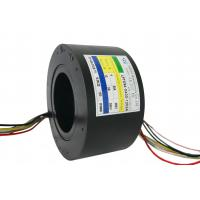 Buy cheap JINPAT Big Hole Slip Ring 18 Contacts 5 A Able To Transmitting Gases And Liquids from wholesalers