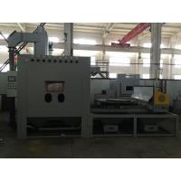 Buy cheap Heavy Blast Abrasive Blasting Cabinets For Industrial Sandblasting Applications from wholesalers