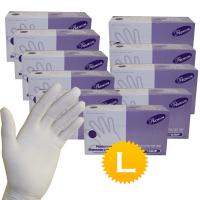 Wholesale Medical Disposable Natural latex examination gloves from china suppliers