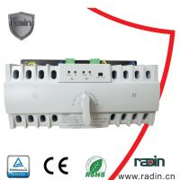 Wholesale 0.2s Fixed Static Transfer Switch , MCB Inside 6A - 63A 3 Phase Transfer Switch from china suppliers