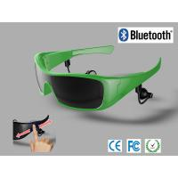 Wholesale Outdoor Sporter Headphone Bluetooth Headset Sunglasses With Moblie / Women Eyewear from china suppliers