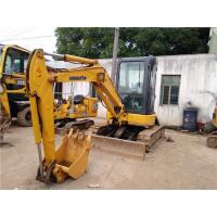 Wholesale komatsu PC35 mini komatsu excavator samll excavator for sale second hand digger from china suppliers