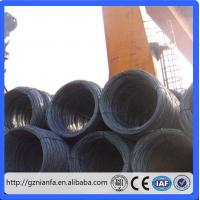 Bangladesh Hot Sale6-16 Gauge Construction Use Black Annealed Iron Wire/Binding Wire(Guangzhou Factory)