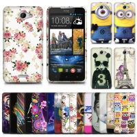 Wholesale HTC desire 516 Stock soft silicone material Photo design smart phone protective case from china suppliers