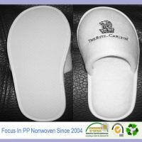 Wholesale Slipper raw material anti-slip pp non-woven fabrics with pvc dot from china suppliers