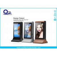 Wholesale Huge Capacity Multi Port Usb Charger Station With 7 inch 1080p Display For Advertising from china suppliers