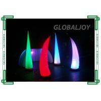 Wholesale Parachute Fabric Light Circular Cone Inflatable Lighting Decoration For Advertising from china suppliers