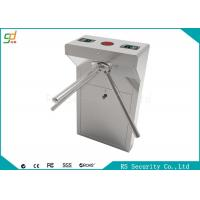 Wholesale Swipe Card Waist Height Turnstiles Fingerprint Access Control System from china suppliers